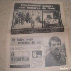 Coleccionismo deportivo: EL MUNDO DEPORTIVO 23 MAYO DE 1973. Lote 68263745