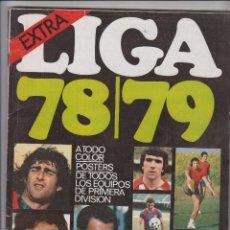 Coleccionismo deportivo: EXTRA DON BALON LIGA 78 - 79 FUTBOL. Lote 68380582