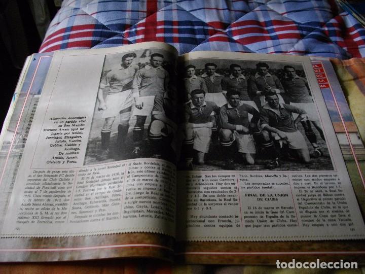 Coleccionismo deportivo: FÚTBOL.REVISTA DON BALÓN DEL 20 AL 26 DE MARZO DE 1984 . POSTER BILBAO ATH - Foto 5 - 68816213