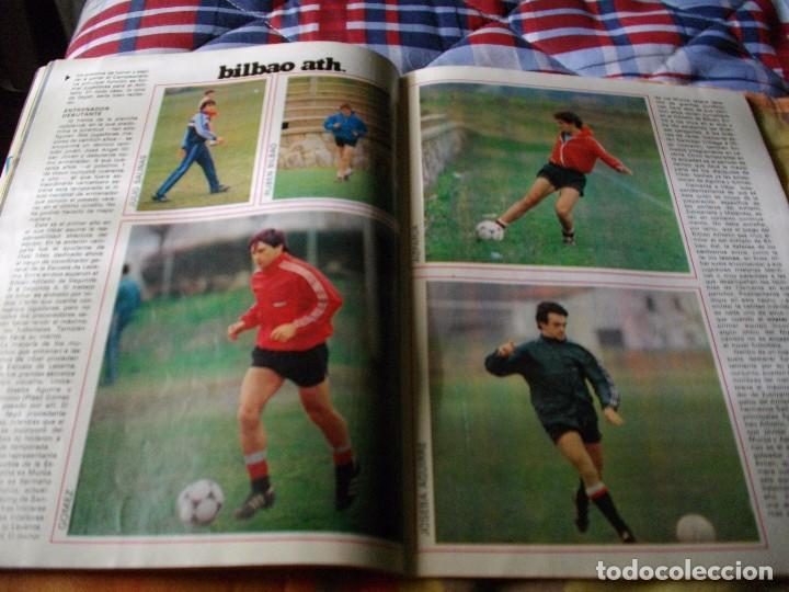 Coleccionismo deportivo: FÚTBOL.REVISTA DON BALÓN DEL 20 AL 26 DE MARZO DE 1984 . POSTER BILBAO ATH - Foto 6 - 68816213