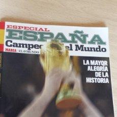 Coleccionismo deportivo: ESPECIAL ESPAÑA CAMPEÓN DEL MUNDO 2010. Lote 69082321
