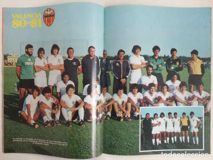 Coleccionismo deportivo: REVISTA DON BALON DEL 22 AL 28 DE JULIO DE 1980 Nº 250 POSTER VALENCIA VER FOTOS - Foto 2 - 72299283