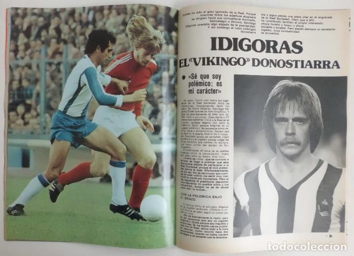 Coleccionismo deportivo: REVISTA DON BALON DEL 22 AL 28 DE JULIO DE 1980 Nº 250 POSTER VALENCIA VER FOTOS - Foto 5 - 72299283