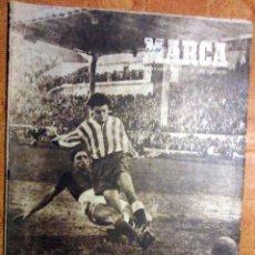 Coleccionismo deportivo: MARCA SEMANARIO GRAFICO DE LOS DEPORTES Nº 370 DE 1950. Lote 69788113