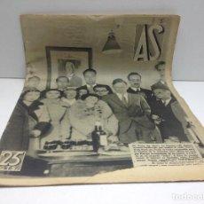 Coleccionismo deportivo: DIARIO AS DEL 13 DE NOVIEMBRE DE 1933. Lote 70219333