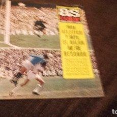 Coleccionismo deportivo: AS COLOR NÚMERO 48 - CON POSTER DEL VALLADOLID. Lote 71216573