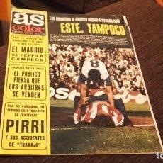 Coleccionismo deportivo: AS COLOR NÚMERO 254- CON POSTER DEL ELCHE. Lote 71572091
