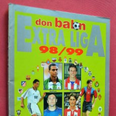 Coleccionismo deportivo: DON BALON - EXTRA LIGA - 98 99 - Nº 43. Lote 73014415