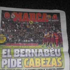 Coleccionismo deportivo: REAL MADRID 0 FC BARCELONA 4. 22/11/15 2015/16 15/16. Lote 74066051