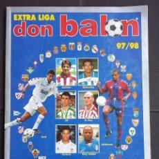 Coleccionismo deportivo: DON BALÓN AÑO XXIII - EXTRA Nº 37 - LIGA 97/98. Lote 74277755