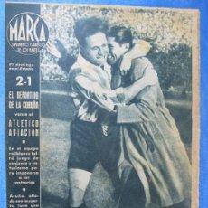 Coleccionismo deportivo: MARCA. SUPLEMENTO GRÁFICO DE LOS MARTES. AÑO II. 9 DE MARZO DE 1943. NUM. 15. . Lote 74686499