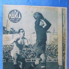 Coleccionismo deportivo: MARCA. SUPLEMENTO GRÁFICO DE LOS MARTES. AÑO II. 18 DE MAYO DE 1943. NUM. 25. . Lote 74686983