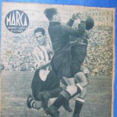 Coleccionismo deportivo: MARCA. SUPLEMENTO GRÁFICO DE LOS MARTES. AÑO II. 25 DE MAYO DE 1943. NUM. 26. . Lote 74687407