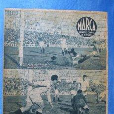 Coleccionismo deportivo: MARCA. SUPLEMENTO GRÁFICO DE LOS MARTES. AÑO II. 1 DE JUNIO DE 1943. NUM. 27. . Lote 74687663