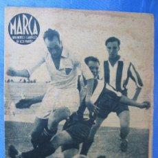 Coleccionismo deportivo: MARCA. SUPLEMENTO GRÁFICO DE LOS MARTES. AÑO II. 29 DE JUNIO DE 1943. NUM. 31. LANGREANO.. Lote 74694687