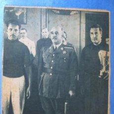 Coleccionismo deportivo: MARCA. SUPLEMENTO GRÁFICO DE LOS MARTES. AÑO II. 10 DE AGOSTO DE 1943. Nº 37. CICLISMO. Lote 74907763