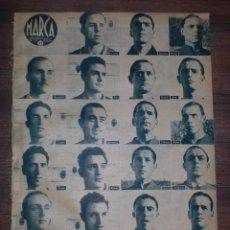 Coleccionismo deportivo: MARCA SEMANARIO GRÁFICO DE LOS DEPORTES. AÑO IV. DICIEMBRE 1941. Nº151. LEER.. Lote 75571503