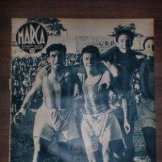 Coleccionismo deportivo: MARCA SEMANARIO GRÁFICO DE LOS DEPORTES. AÑO V. MAYO 1942. Nº173 . COPA DEL GENERALISIMO. Lote 75575191