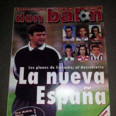 Coleccionismo deportivo: DON BALÓN Nº 1197 - LA NUEVA ESPAÑA (CAMACHO). Lote 76499351
