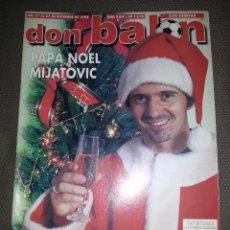 Coleccionismo deportivo: DON BALÓN Nº 1210 - PAPÁ NOEL MIJATOVIC. Lote 76507039