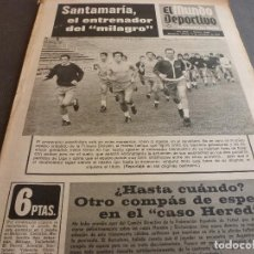 Colecionismo desportivo: (MS)MUNDO DEPORTIVO(17-11-72)VALDEZ(VALENCIA)MESTRE(MESTALLA)CORRAL(CASTELLÓN)SANTAMARIA.. Lote 76746391