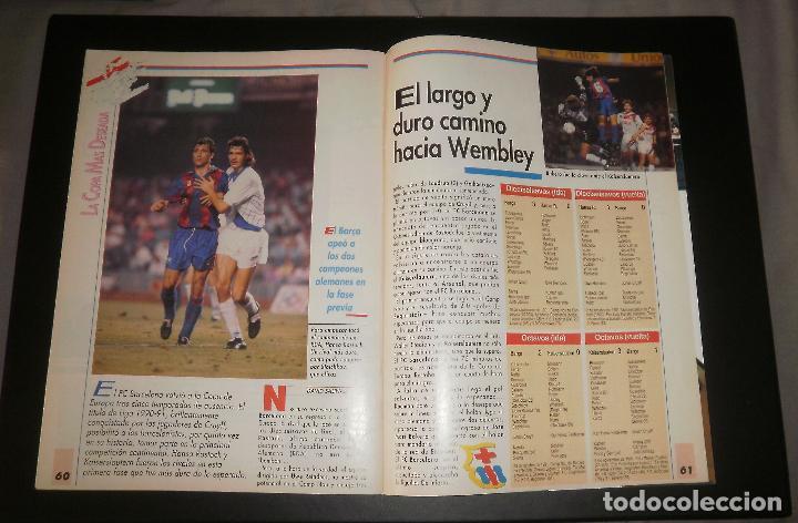 Coleccionismo deportivo: Revista Sport. Especial previo final Copa de Europa FC Barcelona vs Sampdoria. Champions, 1992 - Foto 5 - 76810119