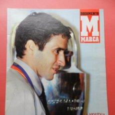 Coleccionismo deportivo: SUPLEMENTO DIARIO MARCA POSTER REAL MADRID CAMPEON DE LA NOVENA CHAMPIONS 01/02 COPA EUROPA 2002. Lote 76943489