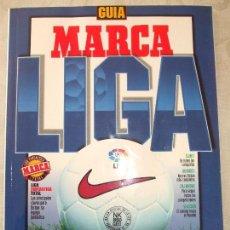 Coleccionismo deportivo: GUIA LIGA MARCA 97/98. Lote 78159045