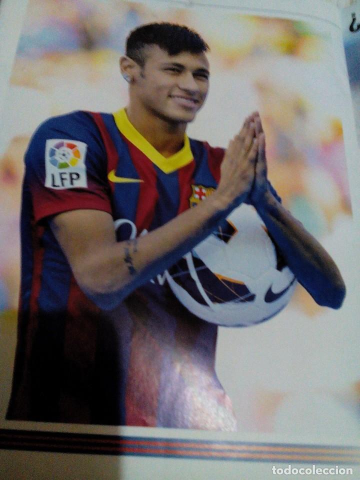 Coleccionismo deportivo: C3__revista especial con fotos de Neymar del fcb - Foto 5 - 78899625