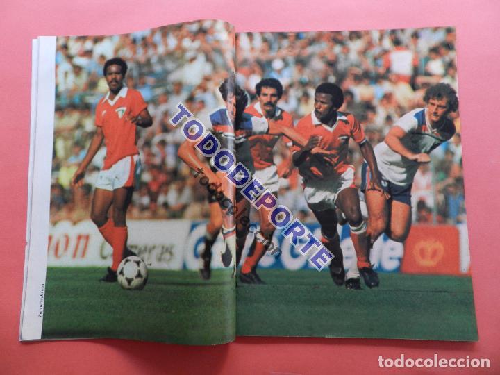 Coleccionismo deportivo: REVISTA DON BALON EXTRA MUNDIAL 1982 Nº 13 ESPAÑA 82 RESUMEN WORLD CUP M82 WC FOTOS ITALIA CAMPEON - Foto 3 - 82565184