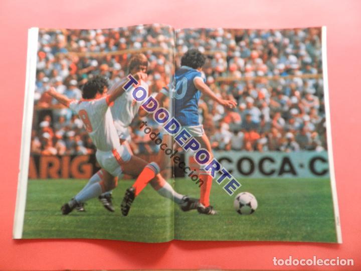 Coleccionismo deportivo: REVISTA DON BALON EXTRA MUNDIAL 1982 Nº 13 ESPAÑA 82 RESUMEN WORLD CUP M82 WC FOTOS ITALIA CAMPEON - Foto 5 - 82565184