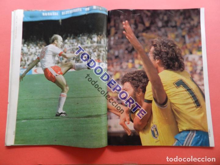 Coleccionismo deportivo: REVISTA DON BALON EXTRA MUNDIAL 1982 Nº 13 ESPAÑA 82 RESUMEN WORLD CUP M82 WC FOTOS ITALIA CAMPEON - Foto 7 - 82565184