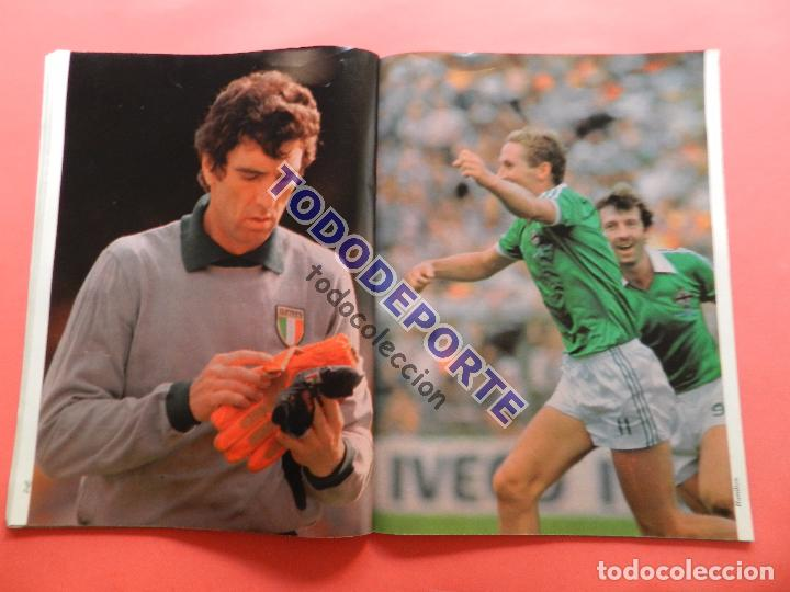 Coleccionismo deportivo: REVISTA DON BALON EXTRA MUNDIAL 1982 Nº 13 ESPAÑA 82 RESUMEN WORLD CUP M82 WC FOTOS ITALIA CAMPEON - Foto 9 - 82565184