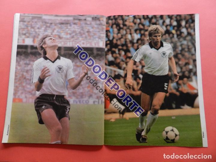 Coleccionismo deportivo: REVISTA DON BALON EXTRA MUNDIAL 1982 Nº 13 ESPAÑA 82 RESUMEN WORLD CUP M82 WC FOTOS ITALIA CAMPEON - Foto 10 - 82565184