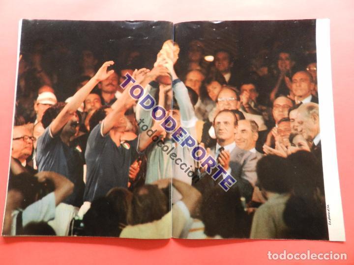 Coleccionismo deportivo: REVISTA DON BALON EXTRA MUNDIAL 1982 Nº 13 ESPAÑA 82 RESUMEN WORLD CUP M82 WC FOTOS ITALIA CAMPEON - Foto 11 - 82565184