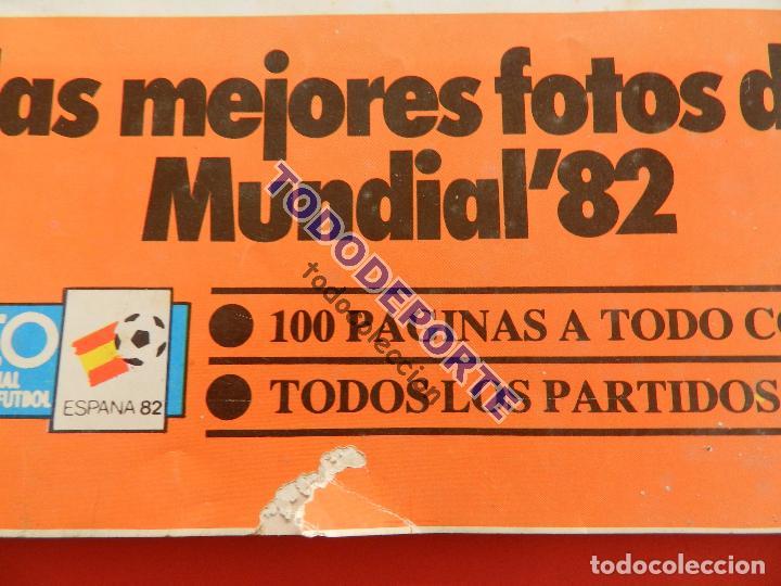 Coleccionismo deportivo: REVISTA DON BALON EXTRA MUNDIAL 1982 Nº 13 ESPAÑA 82 RESUMEN WORLD CUP M82 WC FOTOS ITALIA CAMPEON - Foto 16 - 82565184