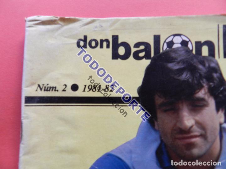 Coleccionismo deportivo: REVISTA DON BALON EXTRA MUNDIAL 1982 Nº 2 ESPAÑA 82 POSTER SELECCION ESPAÑOLA WORLD CUP M82 WC - Foto 3 - 79557941