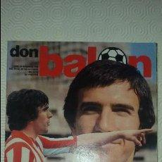 Coleccionismo deportivo: DON BALON 106. 1977.. Lote 79600201