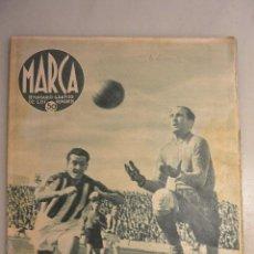 Coleccionismo deportivo: SEMANARIO GRÁFICO MARCA COPA DEL GENERALÍSIMO ¡SEMIFINALES! 1941. Lote 80092937