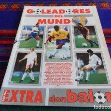 Collectionnisme sportif: BUEN PRECIO. DON BALÓN GOLEADORES DEL MUNDO 1994. 350 PTS. BUEN ESTADO.. Lote 80467785