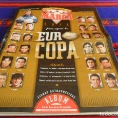 Coleccionismo deportivo: ESPECIAL EUROCOPA INGLATERRA 1996 EURO 96. MARCA GRAN TAMAÑO. BUEN ESTADO.. Lote 80472949