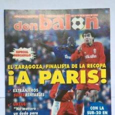 Coleccionismo deportivo: DON BALON Nº 1019. Lote 80717770