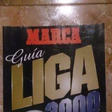 Coleccionismo deportivo: GUIA MARCA 2000. Lote 80847251