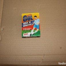 Coleccionismo deportivo: SUPER GOL, BARAJA CON JUGADORES TEMPORADA 94-95, 55 CARTAS, COMPLETA. Lote 82763568