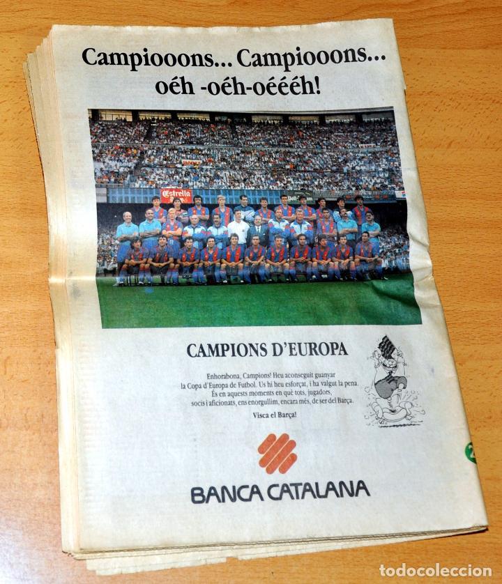 Coleccionismo deportivo: CONTRAPORTADA. - Foto 5 - 83563268