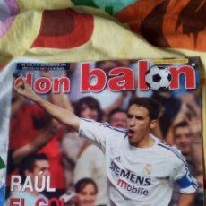 Coleccionismo deportivo: DON BALÓN NÚMERO 1457 INCLUYE APENDICE EXTRA LIGA 03/04. Lote 83580027