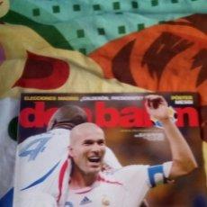 Coleccionismo deportivo: DON BALÓN NUMERO 1603 POSTER MESSI ARGENTINA. Lote 83583270