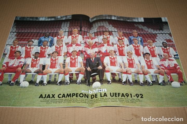 Coleccionismo deportivo: REVISTA DON BALÓN Nº864 FINAL COPA EUROPA BARCELONA - SAMPDORIA 1992 - Foto 2 - 83853216