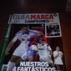 Coleccionismo deportivo: GUÍA MARCA LIGA DE CAMPEONES 08. Nº 5 SEPTIEMBRE 2007. EST16B4. Lote 84355848