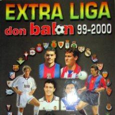 Coleccionismo deportivo: EXTRA DON BALON LIGA 1999-2000. Lote 84658084